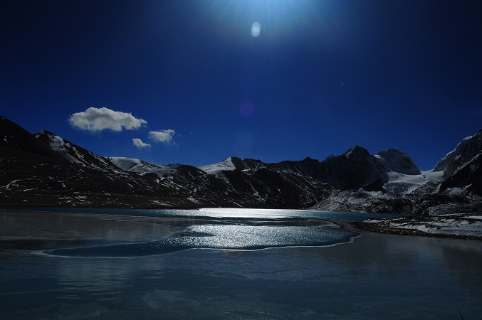 Gurudongmar Lake, North SIkkim _Holidify