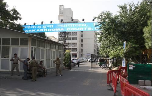 Karkardooma Delhi Court, Delhi haunted places