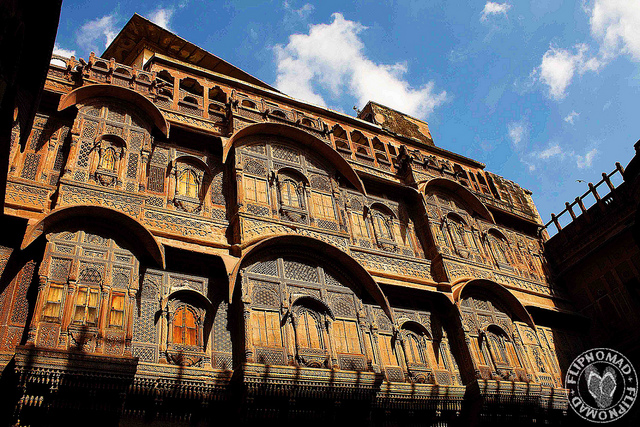 Jodhpur Haveli: Places to visit in October, Best Places to Visit in India in October