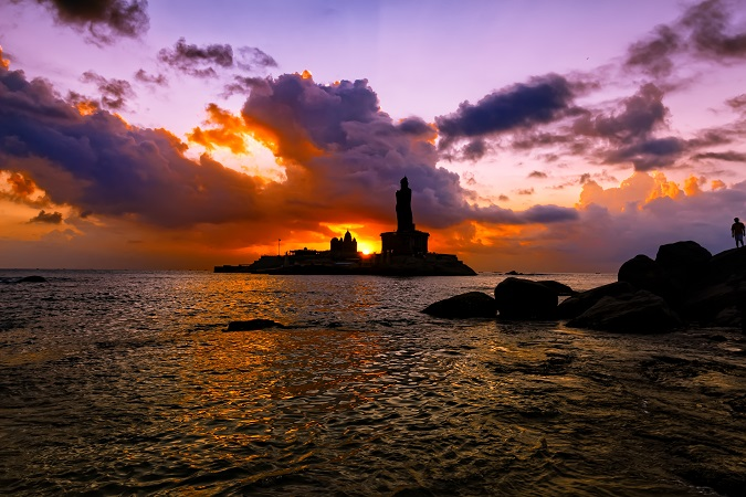 Sunrise at Kanyakumari - Tamil Nadu, India _Holidify