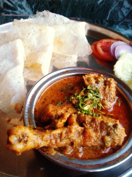 Rassa, Food of Maharashtra