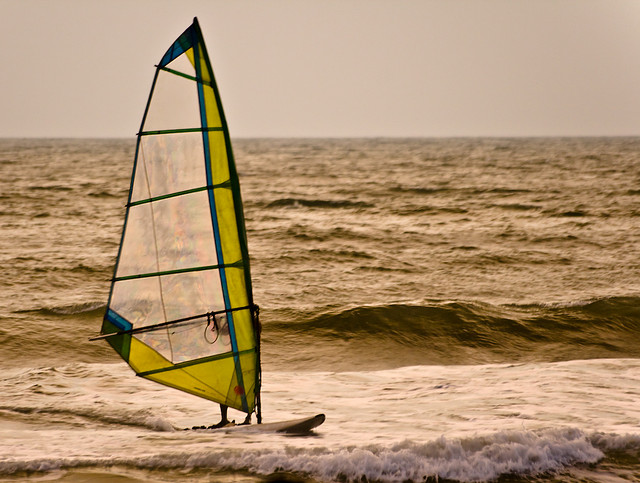 Windsurfing (Source)