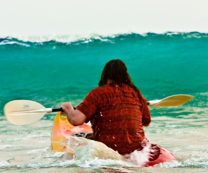 Kayaking in Goa (Source)