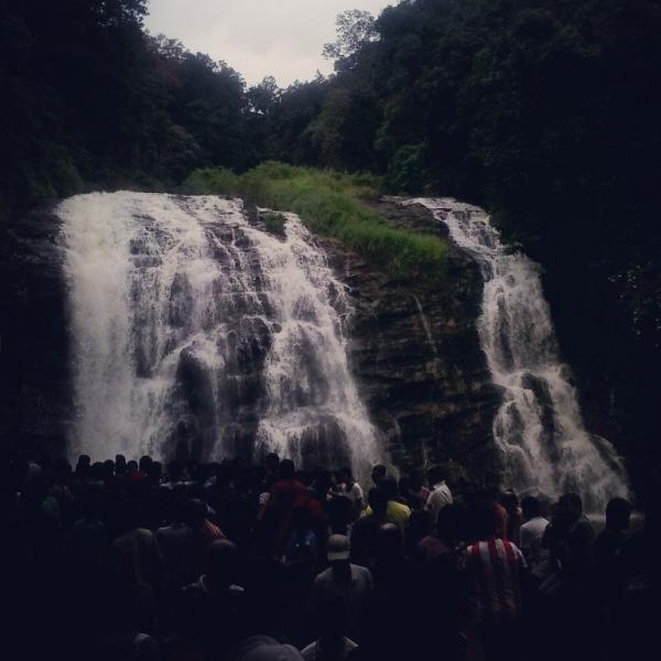 Abbey Waterfalls in Coorg, Coorg Trip