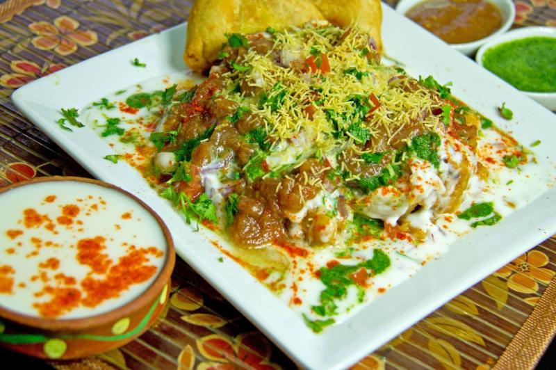 Jain Chaat Wala, Lucknow famous food