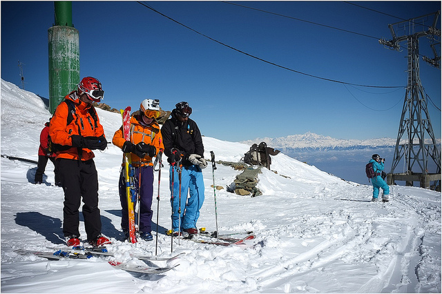 Gulmarg, Best places for snow in India