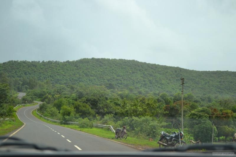 Belgaum to Goa, Mumbai to Goa road trip