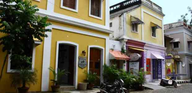 Pondicherry – A Potpourri of Different Worlds