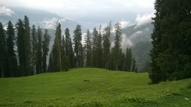 Kais Dhar Meadows, Kullu  Dussehra  2017 dates