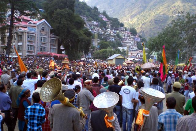 A Colourful Procession, Kullu Dussehra 2017 dates