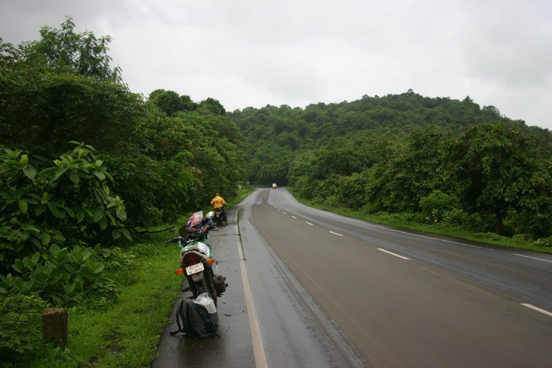 Road trip from Mumbai to Goa