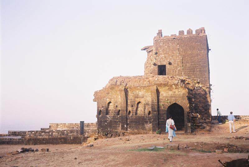 Panhala Fort, Road trip from Mumbai to Goa