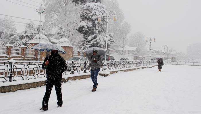 Patnitop, Snow places in India
