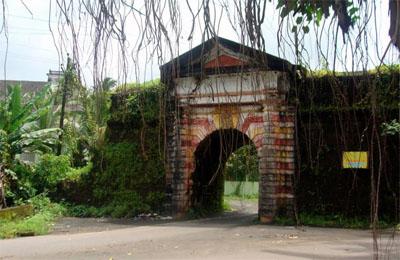 Seminary Arch