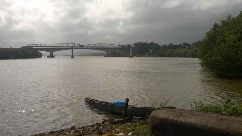 Borim Bridge, haunted, goa