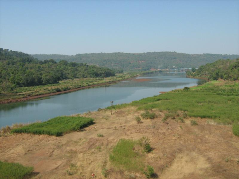 River Vaishishti, Chiplun, Road trip from Mumbai to Goa