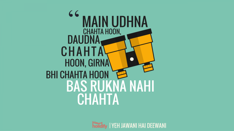 11 Bollywood Dialogues That Will Give You Serious Wanderlust