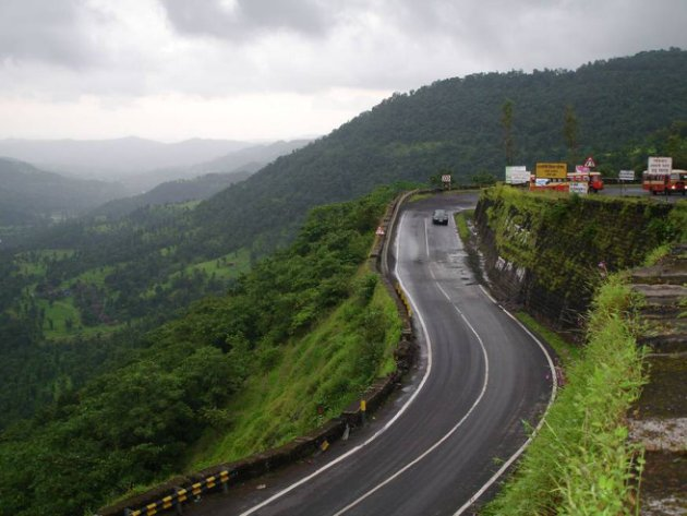 Mumbai to Goa road trip during Monsoon