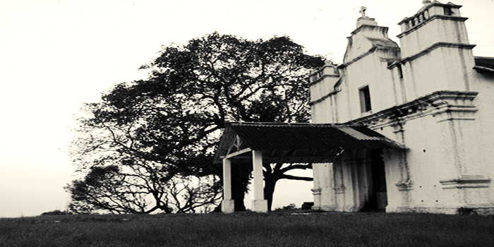 Three Kings Church, Haunted places in Goa