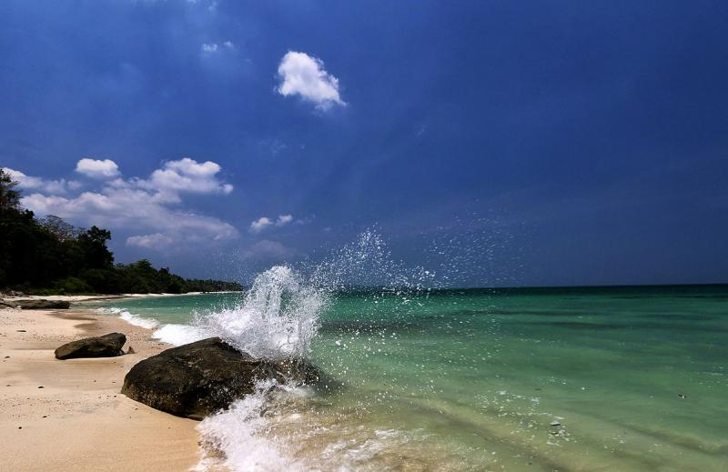 Andaman, Honeymoon places in india