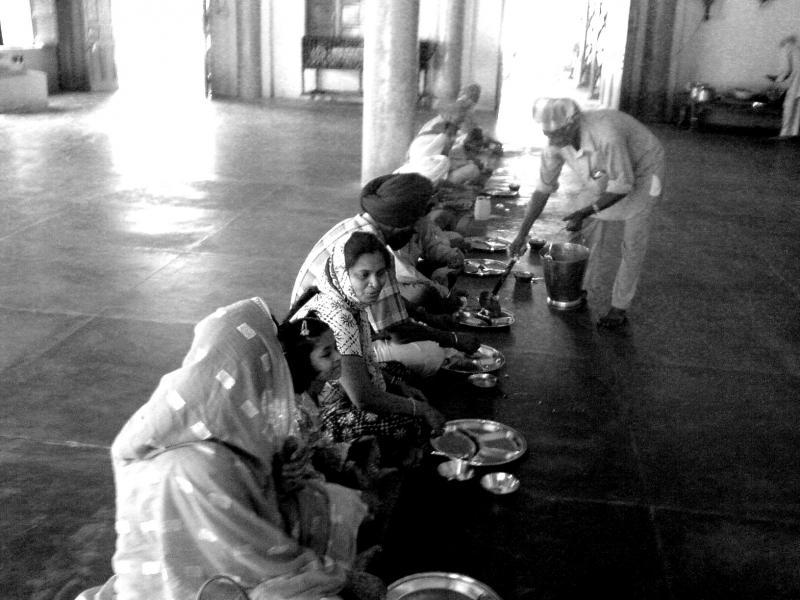 Langar in Gurudwara, Food of Punjab