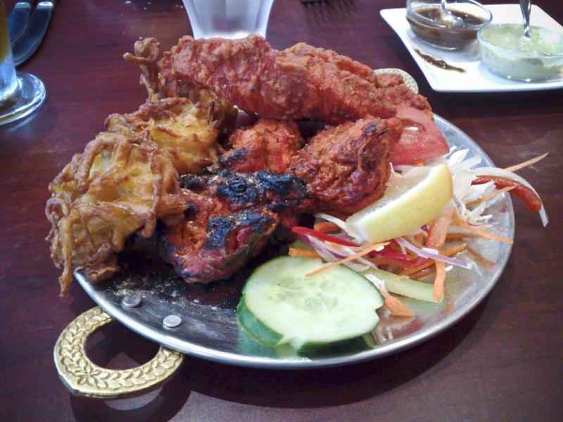 Amritsari Fish, Food of Punjab