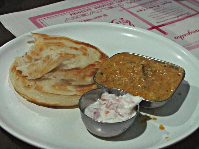 Malabar Parotta, Kerala Food, Kerala Cuisine