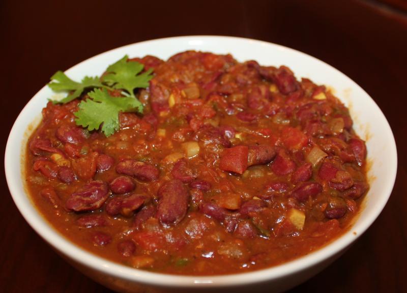 Rajma Chawal, Food of Punjab