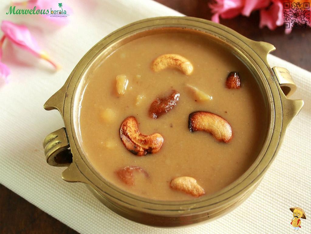 Ada Pradhaman, Kerala Food, Kerala Cuisine