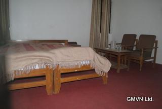 Rest house at Adi Badri.