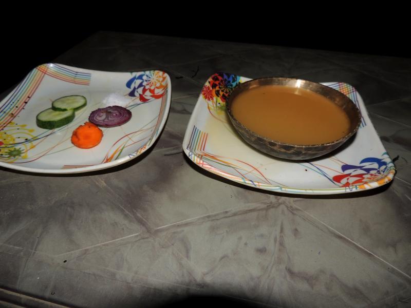 Marua in a bowl