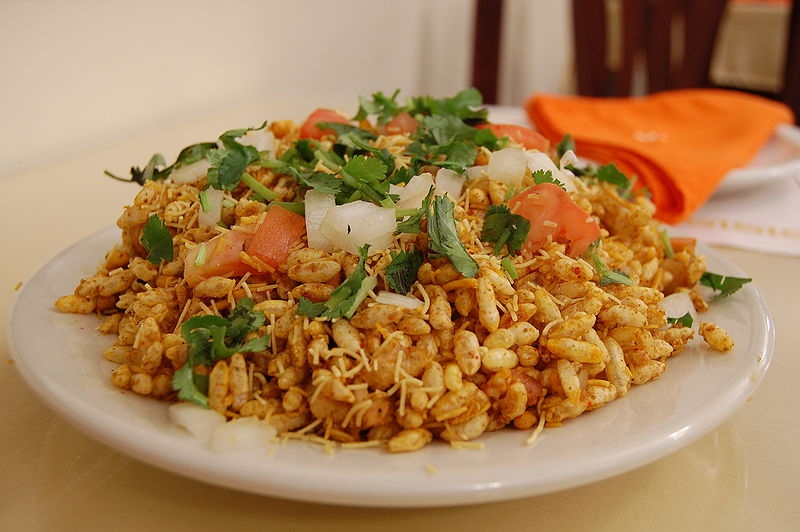 Bhelpuri, Food of Maharashtra