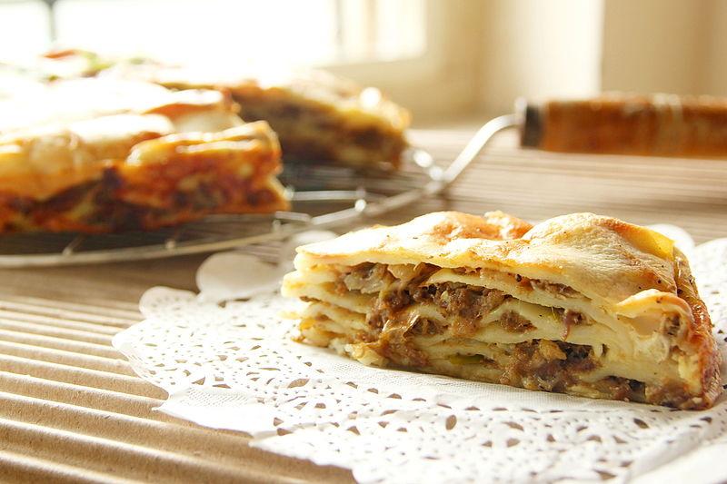 Chatti_pathiri, Kerala Food, Kerala Cuisine