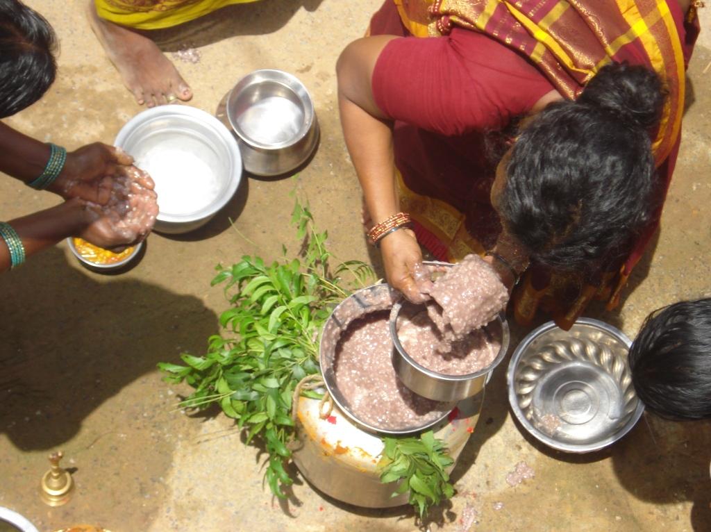 Koozh, Tamil Nadu Food