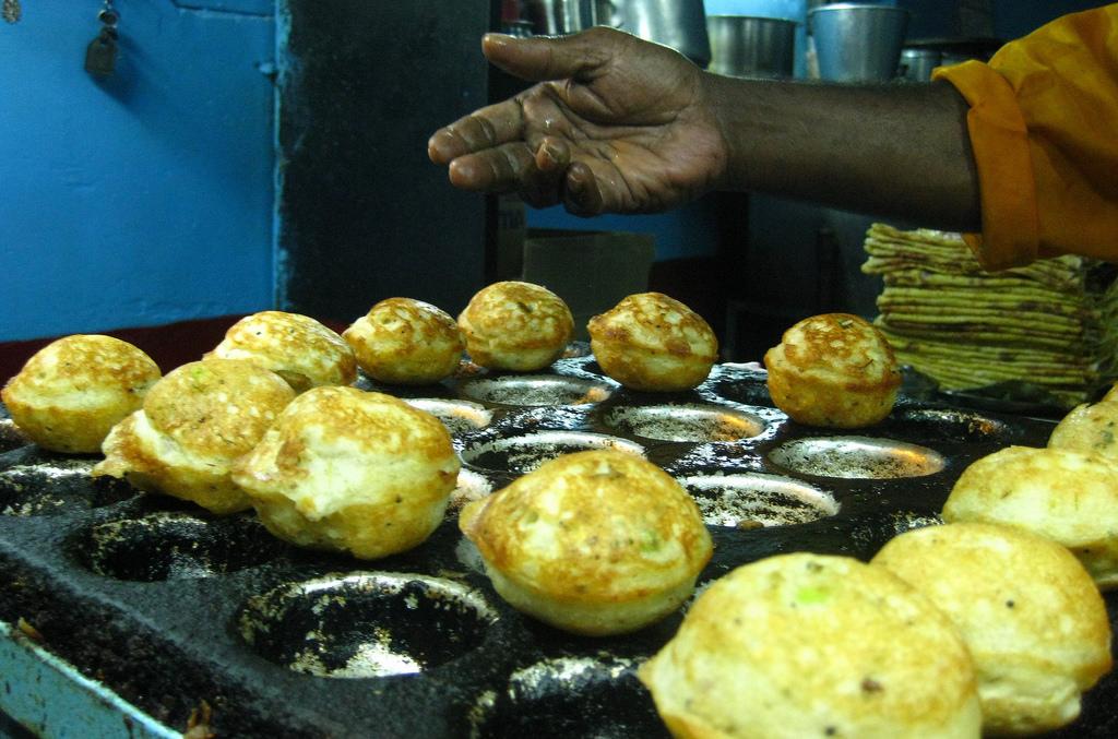 Kuzhi, Tamil Nadu Food