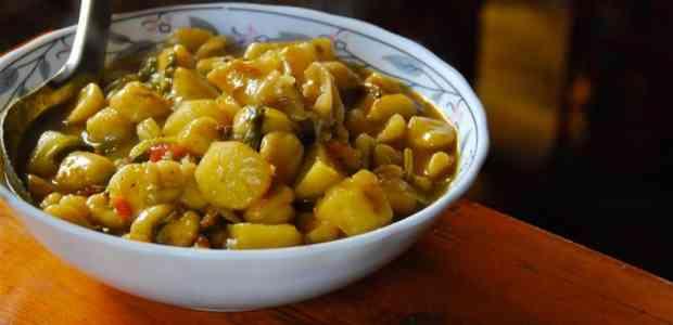 Food of Ladakh