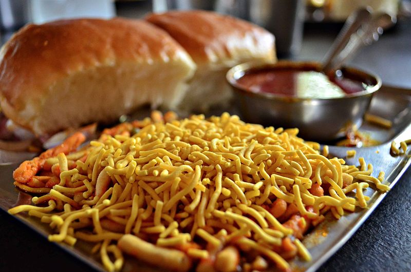 Misal Pav, Food of Maharashtra