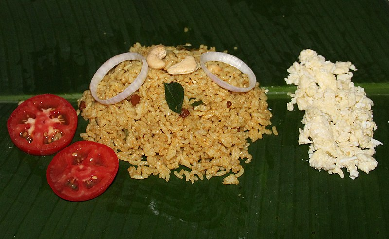 Puliyodharai, Tamil Nadu Food