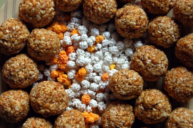 Til Ladoo, Kite festival in Gujarat