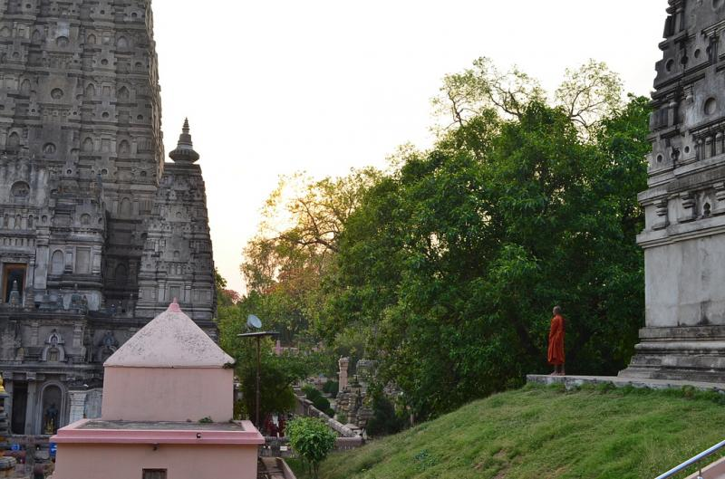 Bodhgaya, solo travel destination