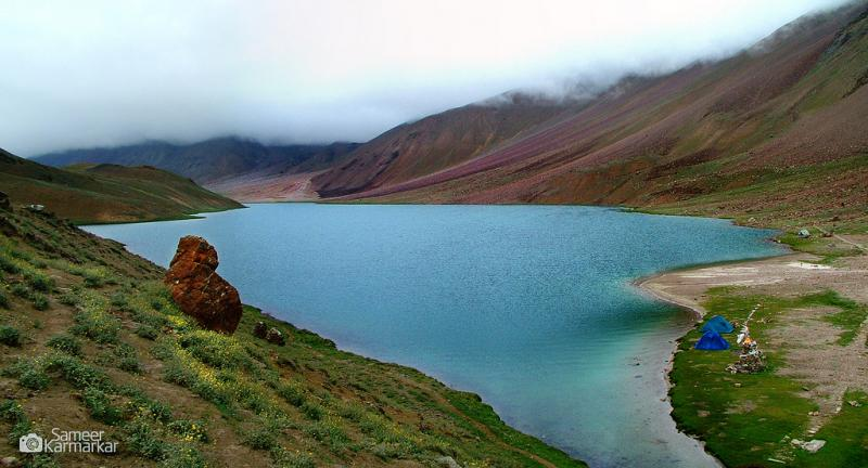 Chandrataal Lake, solo travel destination