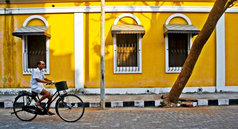 Pondicherrry, solo travel destinations