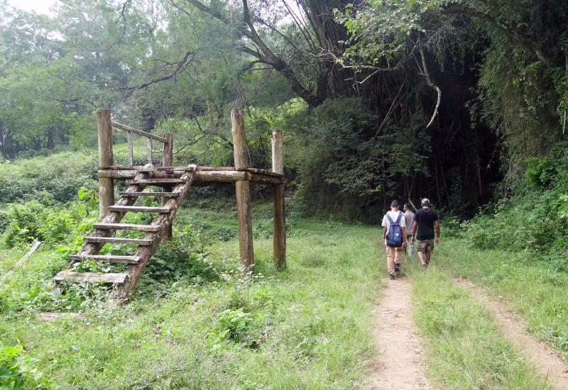 trail, eco tourism in India