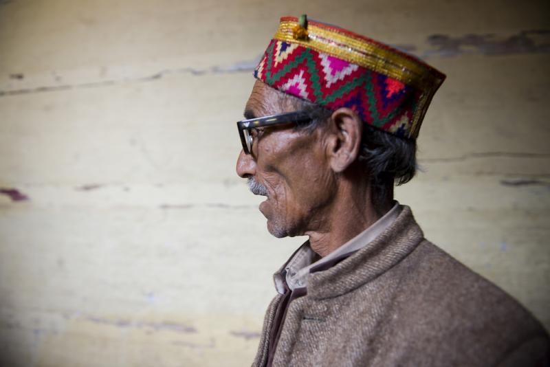 Kullu Topi -  Souvenirs From India
