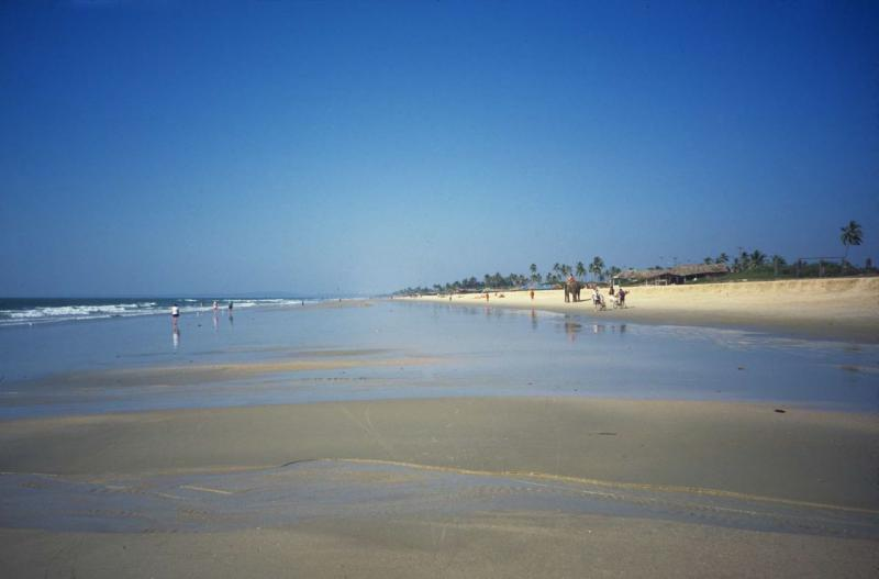 Benaulim Beach, Goa, famous beaches in Goa
