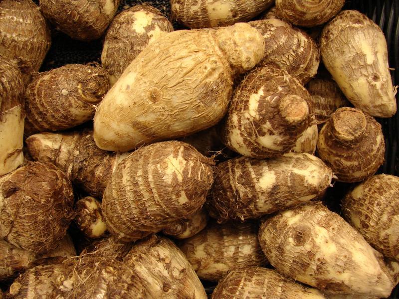 Dry Colocasia - Food of Nagaland,  Nagaland Food