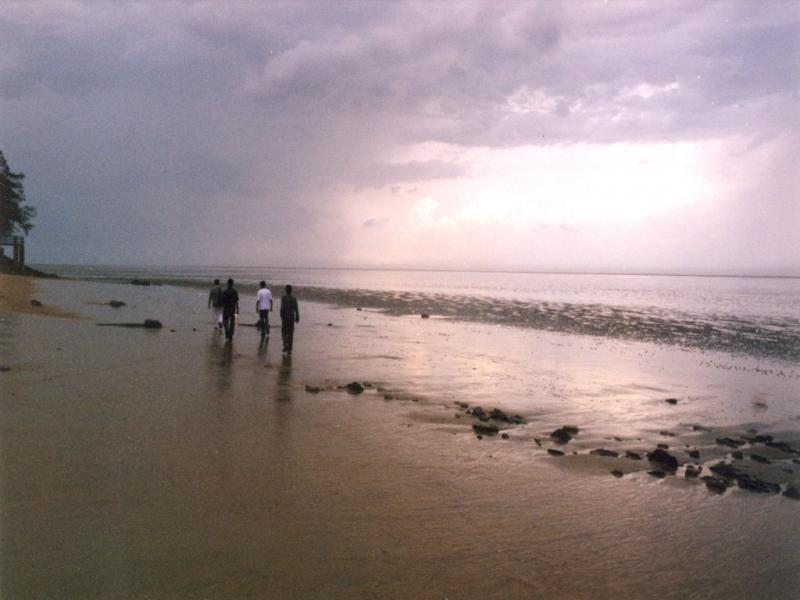 Chandipur - Lesser Known Beaches Of India