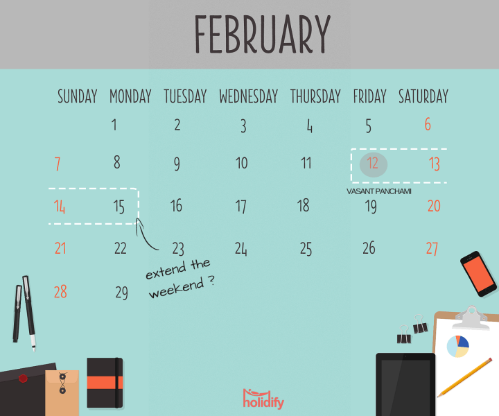 Long Weekends In 2016 India And Holiday Calendar – Save The