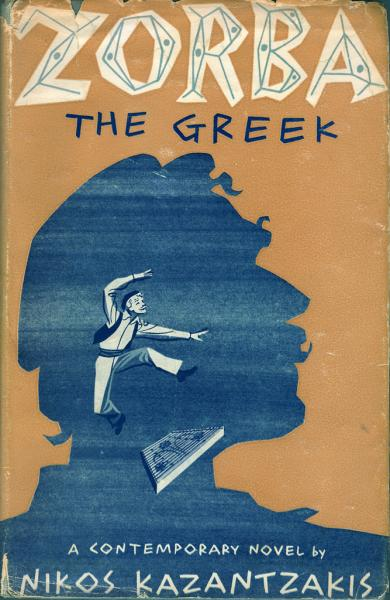 Zorba the Greek - Books to read while travelling