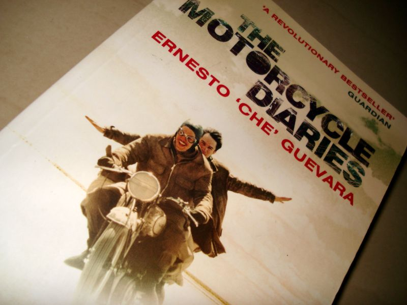 The Motorcycle Diaries - Books to read while travelling